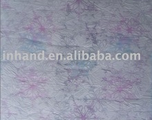 Cotton&Polyester Burn-out Fabric
