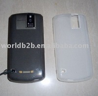 TPU Crystal Case for Blackberry 8100 series