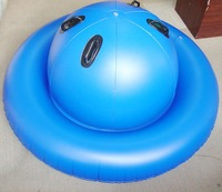 inflatable splash N spin/water toy