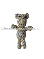 Pet products/dog toy/cotton rope