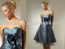 2015New sexy sweetheart short party dress evening dress prom dress eur111