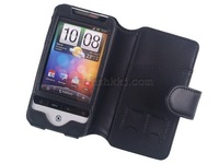 Mobile Leather Case for HTC Legend/G6