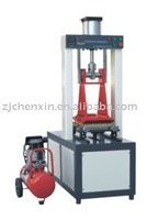 bitumen combined feed automatic air pressure wheel mill forming machine (testing machine)