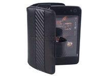 Mobile Leather Case for Nokia N900*nokia n900 cases