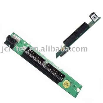 Laptop 50 PIN JAE CDROM DVD-ROM to IDE adapter