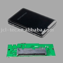 "1.8"" hdd case with SATA interface HDD Enclosure hdd case hdd box for TOSHIBA SANSUMG hard disk"