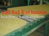 Construction and building materials of rockwool products for heat insulation
