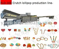 FLD300 Crutch lollipop making machine