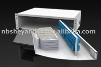 96ports fiber patch panel/ODF (swing type)