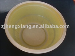 PP/PS 250ml Disposable Plastic Bowl