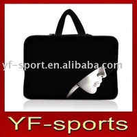 "15.4"" 15.6"" Lady NEOPRENE Laptop Sleeve Bag Case Handle"