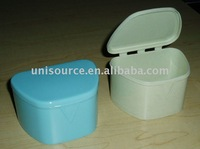 Denture Retainer Box Orthodontic Dental case