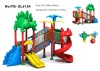 NEW ARRIVAL OUTDOOR PLAYGROUND EQUIPMENT