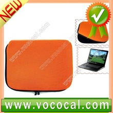 NEW Sleeve Case Bag Laptop Notebook for IBM HP Dell Orange 13 inch