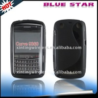 fresh soft TPU skin case cover for Blackberry Curve 9360