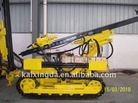 100% new good KY100 Crawler Drill- Pneumatic&Hydraulic Type