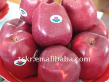 NEW red color Huaniu apple fresh organic apples