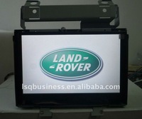 lsqstar Landrover freelander 2 car gps, Connectable with DVD/car original CD changer/TV