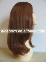 Especial design Brazilian hair wig