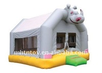 Light Up Your Dream! Inflatable Bounce Round As Good As Wheat!