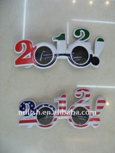 festival crazy fun football glasses for party/carnival MPG-0081