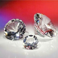 shinning crystal diamond