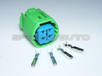 Connector Plug for Denso Alternators 4-Pin Square