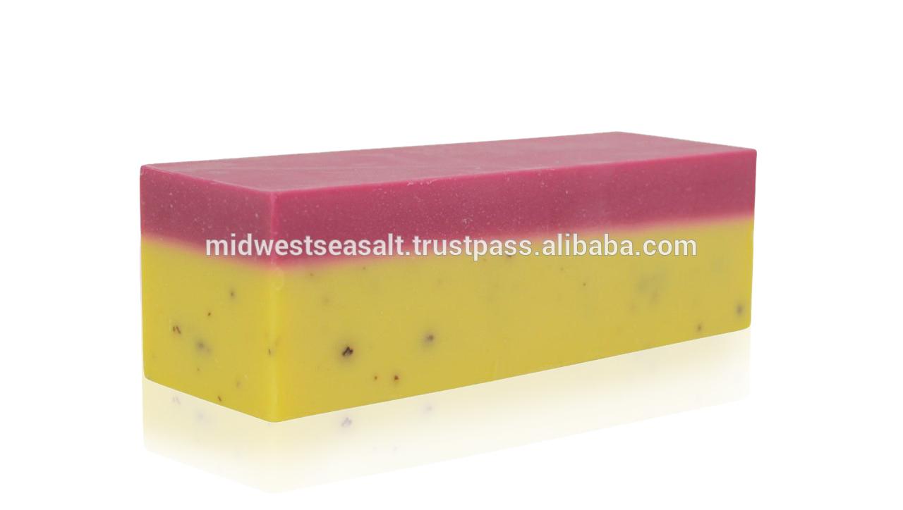 Honeysuckle Artisan Handmade Soap Loaf -3 Pounds