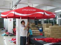 LUXIBERG Pre-Shipment Inspection/ Professional Quality Control Service / Garden Umbrella / Garden Accessories / Final Inspection