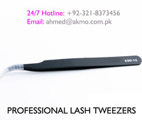 Stainless Steel Advanced Swiss Tweezer VETUS Tweezers