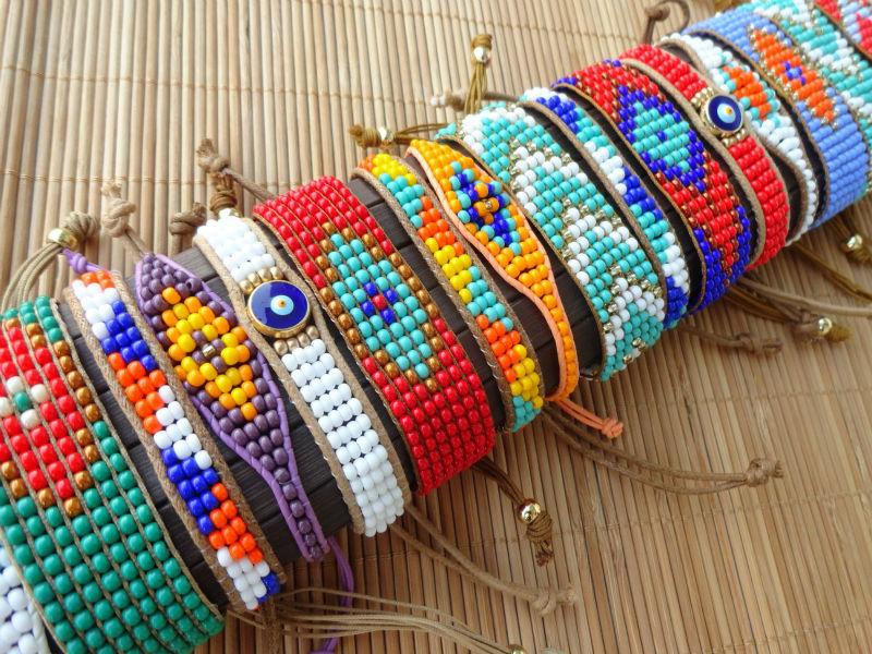 brasilianische armbänder