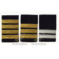 Officers Rank Shoulder Boards | Pilot Shoulder Ranks