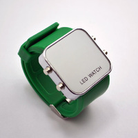 Fasion LED Watches Custom Jelly watch Silicon Watch
