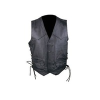 china manufacturer 100% polyester cheap men clothing wholesale biker leather waist coat