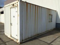 20' container field office
