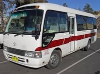 Bus:New & Used Low price/High quality Toyota Coaster Bus