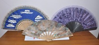 KEPET Indonesian traditional hand-held fan