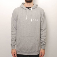 Alpha Industries AI Hoody - Size: M - Color: grey heather