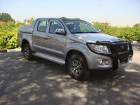 2015 TOYOTA HILUX D CAB 2.5L DIESEL 4WD, ABS, AIRBAGS WITH CARRYBOY