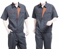 workwear cover all, Hi Viz Safety Coveralls Reflective Workwear Clothing, OEM service custom and cool design work wear coverall,