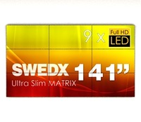 SWEDX Ultra Matrix Led varieties with colors excellent