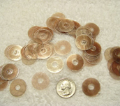 Natural Fabricated Mica - Micanite Washers