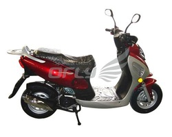 EEC EPA Approved 50CC Gas Motor Scooter Equipped with High Quality MS0503EEC/EPA