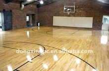 basketball court sports flooring system