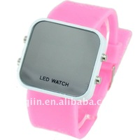 AD200 sport silicone, promotional silica LED watch