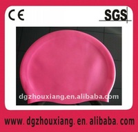 Pattern silicone swimming cap / silicone sports goods