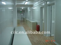 China cilc container house prefabricated