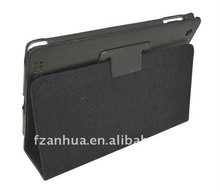Good Quality Black Leather Laptop Case