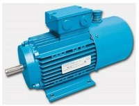 Integrated inverter asynchronous electric motor max. 420 V, 330 - 6310 rpm | Torque Line KEB