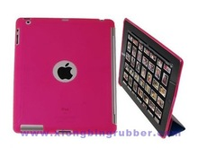 Multifunctional silicone protective case for Ipad
